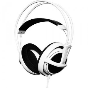 Наушники SteelSeries Siberia Full-Size White